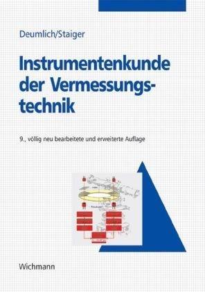 Instrumentenkunde der Vermessungstechnik.