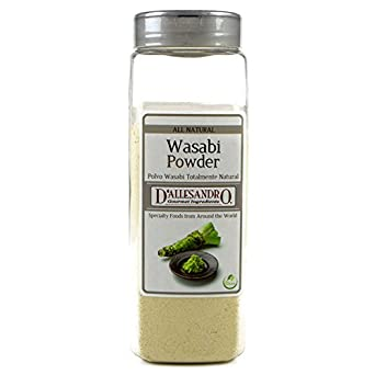 90g Raifort sauvage // wasabi en poudre 460g Source de vitamine C Rhumatisme