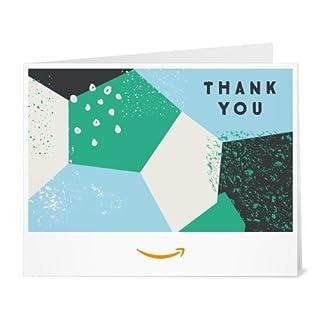 Amazon Gift Card - Print - Thank You (Abstract) (B01LYCKHH0) | Amazon price tracker / tracking, Amazon price history charts, Amazon price watches, Amazon price drop alerts
