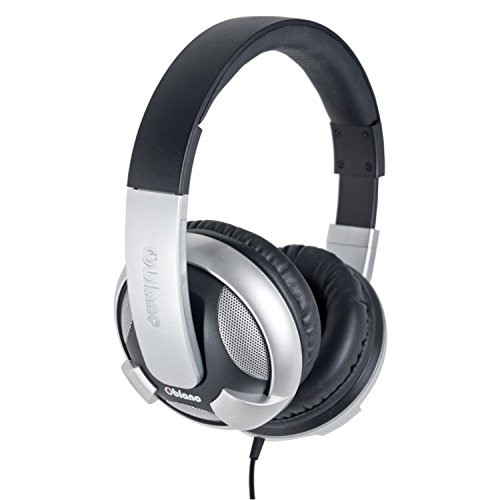 SYBA NC-2 Over-Ear Headphone with In-Line Microphone (OG-...