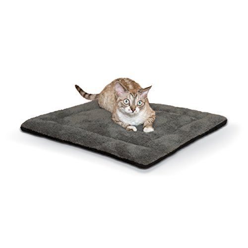 K&H Pet Products Self-Warming Pet Pad Gray/Black 21