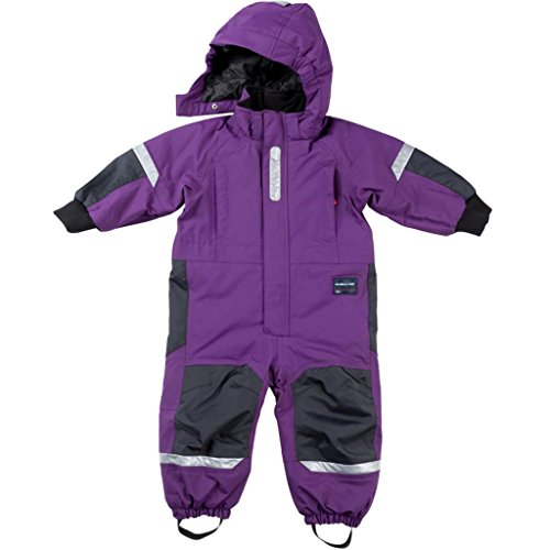 Polarn O. Pyret Performance Snowsuit (1-2YRS) - 1-1.5 Years/Grape Royale
