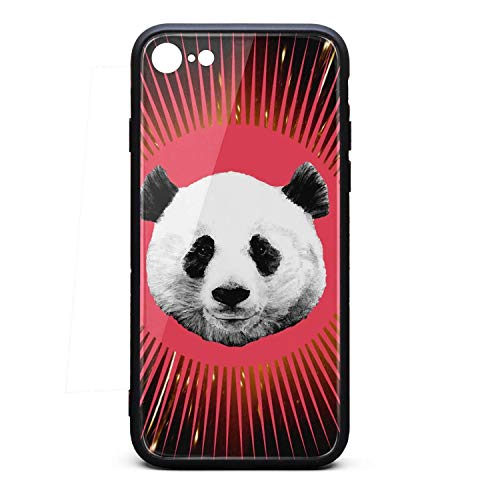 Panda Iphone7/8 case Non-Slip Pretty Case for Cellphone