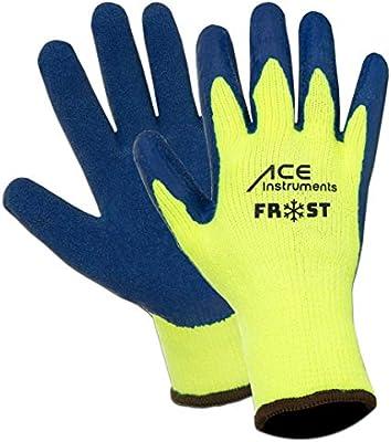 baratas para descuento promoción especial forma elegante 3 pares de ACE Frost – Guantes térmicos de trabajo en frío – perfecto en  invierno – EN 388/511, 11, 11