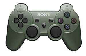 PS3 DualShock 3 Wireless Controller - Jungle Green