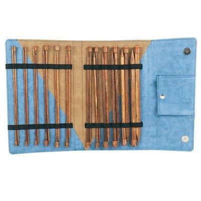 Knitter's Pride KP150304 Ginger Straight Needle Set 10''