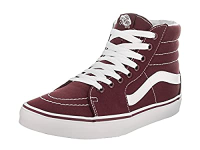 Vans Mens SK8-HI Canvas Trainers