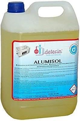 DETERIN, S.A. Alumisol detergente Limpiador ultrasonidos ...