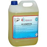 DETERIN, S.A. Alumisol detergente Limpiador ultrasonidos Especialmente formulado para desengrasar, Restaurar y potenciar…