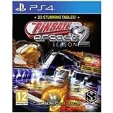 Pinball Arcade - Season 2 [Playstation 4 PS4]