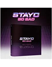 STAYC Star to A Young Culture 1st Single Album CD+72p PhotoBook+2p PhotoCard+1p Postcard+1p 4Cut Photo+2p Logo Sticker+1p Fragrance Card+Message PhotoCard Set+Tracking Kpop Sealed