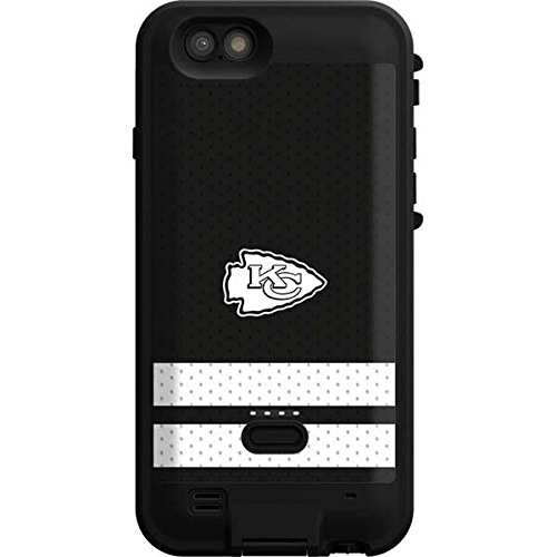 NFL Kansas City Chiefs LifeProof Fre Power iPhone 6/6s Skin - Kansas City Chiefs Shutout Vinyl Decal Skin For Your Fre Power iPhone 6/6s