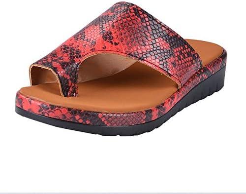 308bedb3572 MZZDENX Brand Women Leather Shoes Comfy Platform Flat Sole Ladies ...