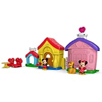 Little People Magic of Disney Mickey and Minnie's House Playset