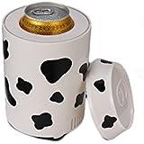 Minsell USBクーラー ミニ 冷蔵庫 卓上冷蔵庫 PC冷蔵庫飲料ドリンク缶クーラー