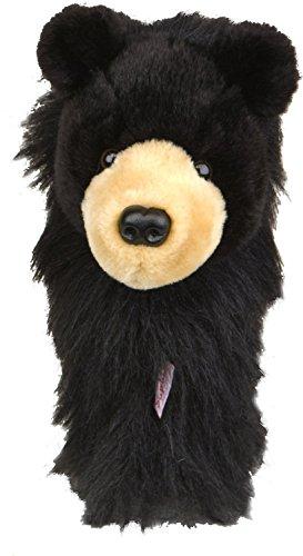 - Daphne's Black Bear Headcovers