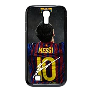 FC Barcelona Lionel Messi Sign Samsung Galaxy S4 I9500 Unique Design Unique Gift Cover Case