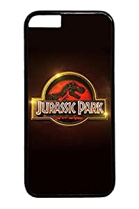 iPhone 6 plus Case, 6 plus Case - Perfect Fit Black Back Case Bumper for iPhone 6 Jurassic Park 2013 Scratch-Resistant Hard Back Case Cover for iPhone 6 4.7 Inches by runtopwellby Maris's Diary