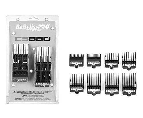 BaBylissPRO BarberOlogy Comb Set, 880 Models/FX650/FX673