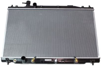 TYC 13161 Replacement Radiator Compatible with Honda CRV