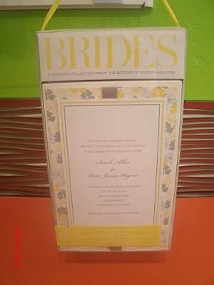 Brides-A Wedding Collection- Invitation Kit 40ct.