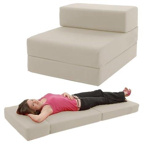 Gilda ® poltrona letto STANDARD - poltrona letto singolo futon ...