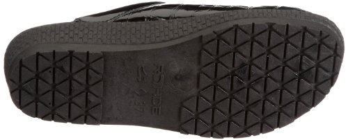 Slippers Leather Womens Rohde Slippers Womens Rohde Leather 2299 2299 Black 8TwSq7xx