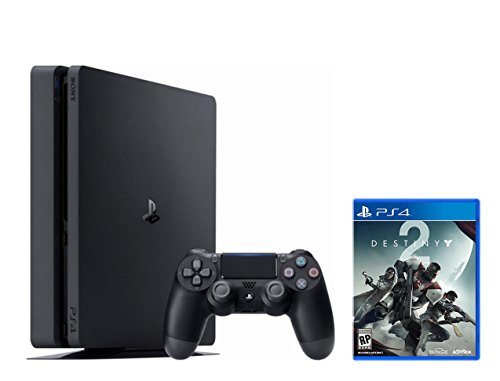 PS4 Slim Bundle (2 Items): PlayStation 4 Slim 1TB Jet Black and Destiny 2 Game Disc post thumbnail