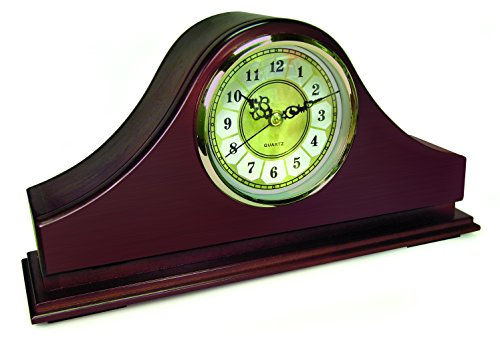 PS Products Mantel Concealment Gun Clock