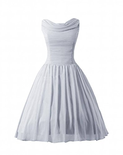 silver BM1639 Bridesmaid Dress Dress Dress DaisyFormals Tea Length Party 57 Vintage Prom EPZZzSwtq