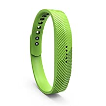 Fitbit Flex 2 Accessory Bands Silicone Sports Classic Fitness Replacement Wrist Band Straps for 2016 New Fitbit Flex 2(Large)