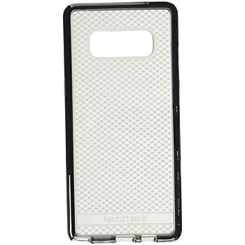 cheaper 1b928 0ba7e tech21 - Phone Case Compatible with Samsung Note8 - Evo Check - Smokey/Black