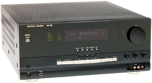 Amazon.com: Harman Kardon AVR 7000 Dolby Digital/DTS Audio/Video Receiver (Discontinued by Manufacturer): Electronics