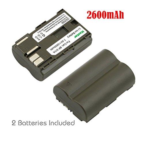 kastar-battery-2-pack-for-canon-bp-511-bp-511a-work-with-canon-eos-5d-10d-20d-20da-30d-40d-50d-300d-