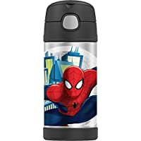Thermos Spiderman Funtainer 12 Ounce Bottle