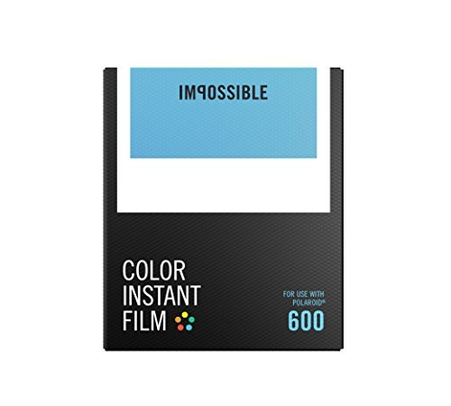 Impossible Project PRD4514 Polaroid 600 and Instant Lab Film, Color