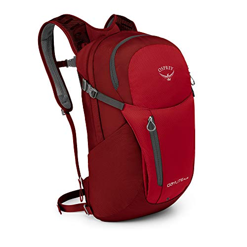Osprey Packs Daylite Plus Daypack, Real Red from Osprey