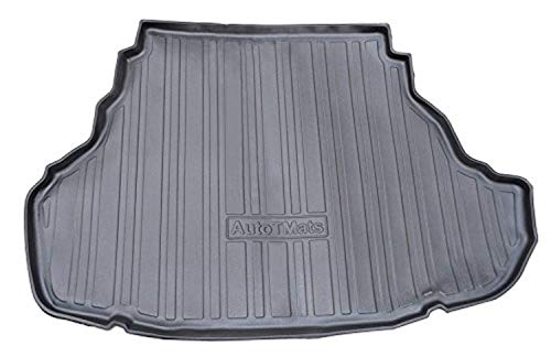 - Remarkable Power Fit For 2012-2017 Toyota Camry, Trunk Mat Cargo Liner, TPO Rubber - Waterproof (TM9301)