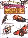 Encyclopédie illustrée : Découvre les insectes par LLC