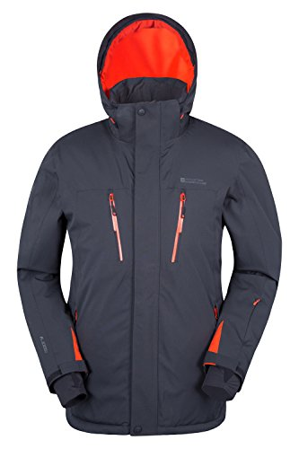 Mountain Warehouse Galactic Extreme Mens Ski Jacket -Warm Winter Coat,...