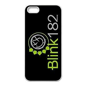 Blink 182 A7H8Xr Funda LG G 4 4S del teléfono celular Funda carcasa blanca A5D5GI fundas caja del teléfono celular impermeable