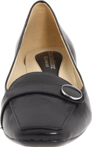 Naturalizer Women's Fulton Slip-On Loafer Black Leather RpFjWO