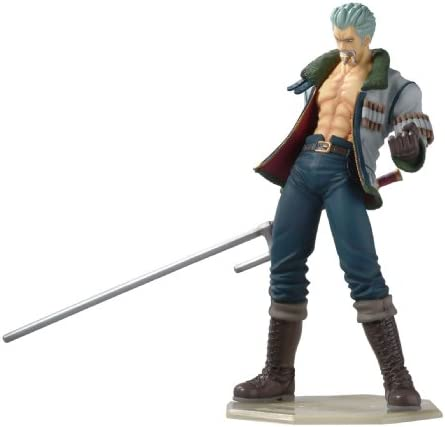 New Megahouse P.O.P PORTRAIT OF PIRATES One Piece NEO-7 Smoker PVC From Japan