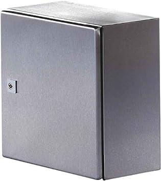 Rittal 1014.600 Acero inoxidable IP66 caja eléctrica - Caja para cuadro eléctrico (760 mm, 300 mm, 760 mm): Amazon.es: Bricolaje y herramientas