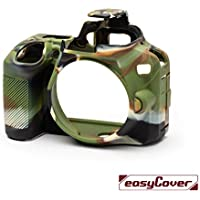Stela EasyCover for Nikon D3500 (Camouflage) Silicone Protective Camera Case Cover