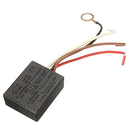 Super Ac 110V 3 Way Touch Control Sensor Switch Dimmer Lamp Desk Light Wiring 101 Ivorowellnesstrialsorg