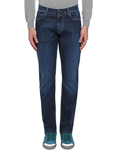 canali-sportswear-mens-designer-italian-cotton-jeans-waist-size-30-medium-blue