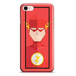 Loud Universe iPhone 7 Case Flash Superhero New Metal Inforced Wrap Around iPhone 7 Cover