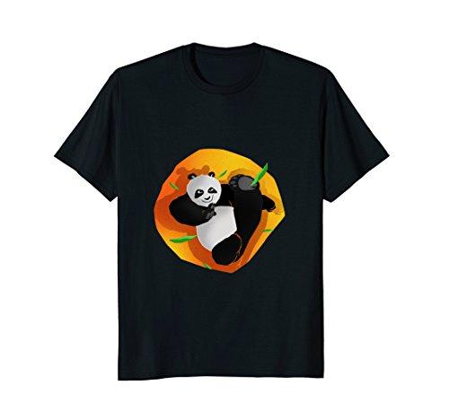 Panda Fight, Funny Men Women Kids t-shirt]()
