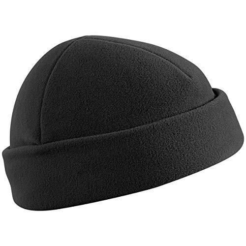 Commando Watch Cap Docker Hat Work Beanie Helikon Black